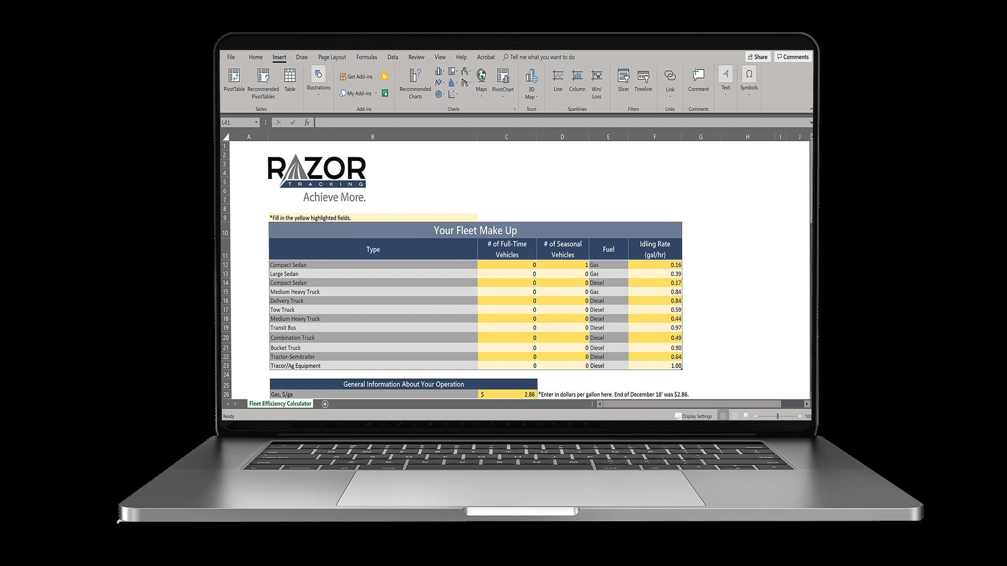 Fleet-Efficiency-Calculator-Screen-Shot