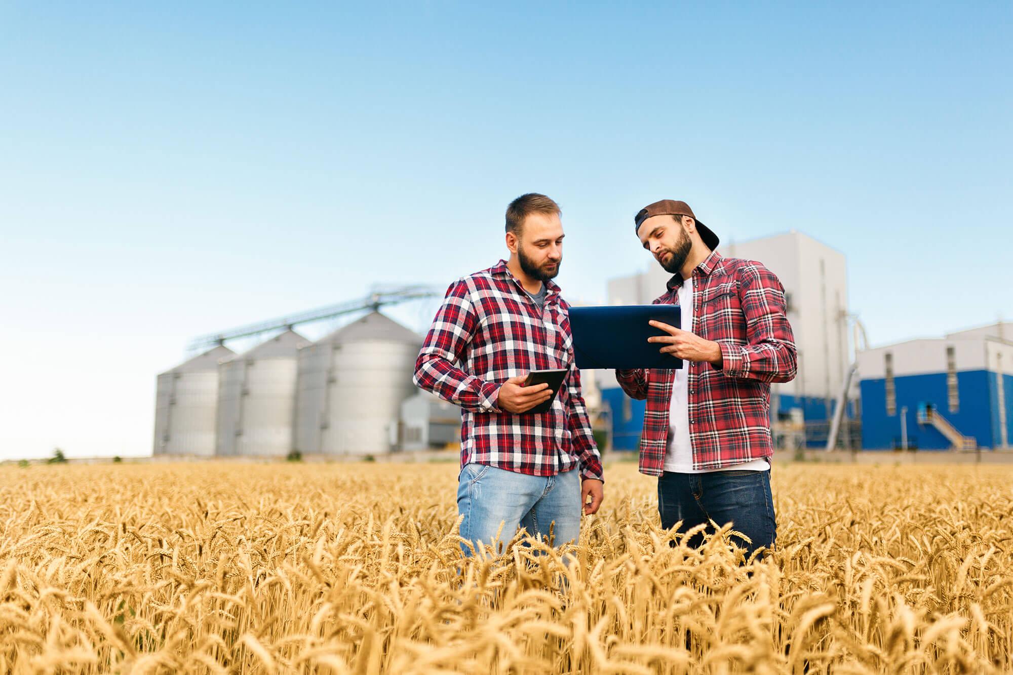 Agribusiness Fleet Tracking